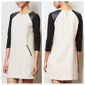 Moulinette Soeurs Tweed shift dress